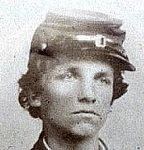 Pvt Shepard, 16th Connecticut Infantry