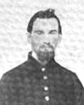 Pvt Siggins, 111th Pennsylvania Infantry