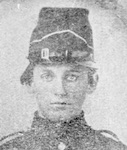 Pvt Sims, 27th Indiana Infantry