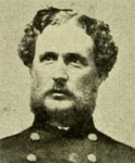 Maj Skinner, 104th New York Infantry