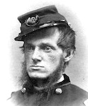 Capt Stegman, 102nd New York Infantry
