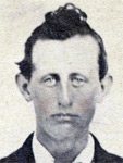 Pvt Stevens, 107th New York Infantry