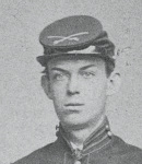 Pvt Stockton, 15th Pennsylvania Cavalry (detachment)