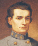 Col Strange, 19th Virginia Infantry