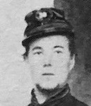 Lt Swarthout, 80th New York Infantry (20th Militia)