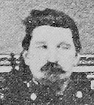 LCol Szink, 125th Pennsylvania Infantry