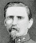 Maj Tate, 6th North Carolina Infantry