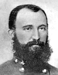 LCol Taylor, 12th Virginia Infantry