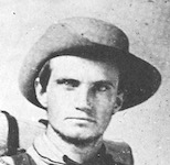 Sgt Taylor, 8th Louisiana Infantry