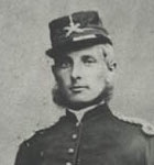 Lt Torslow, 1st Rhode Island Light Artillery, Battery G