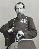 Col von Vegesack, 20th New York Infantry