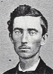 Lt Wallace, 34th New York Infantry
