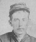Pvt Walton, 106th Pennsylvania Infantry