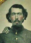 Pvt Wardlaw, 24th Georgia Infantry