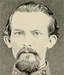 Maj Wharton, 1st North Carolina Battalion Sharpshooters