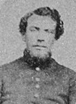 Pvt Whidden, 13th Massachusetts Infantry