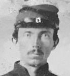 Lt Whitman, 2nd United States Sharpshooters