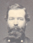 LCol Wilcox, 132nd Pennsylvania Infantry