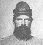 Maj Williams, 5th Virginia Infantry