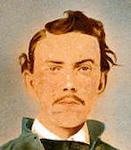 LCol Willis, 32nd Virginia Infantry
