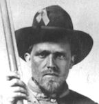 Lt Wren, 8th Louisiana Infantry