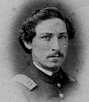 Lt Yeager, 128th Pennsylvania Infantry