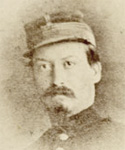 Capt Zacharie, 1st Louisiana (Zouaves) Infantry Battalion